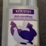 Koudijs, tegen darmstoornissen en coccidiose 250ML € 19,95