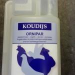 Koudijs, behandeling tegen ademhalingsproblemen en luchtwegen, 250 ML € 19,95